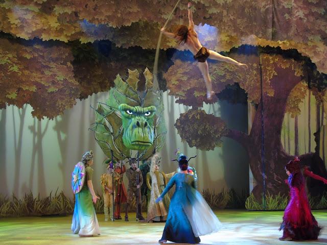 DisneyLand Paris -  La Forêt de l'Enchantement