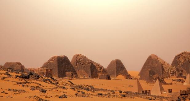 piramidat e sudanit