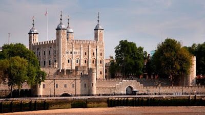 The Tower of London and its Ghosts of the Past