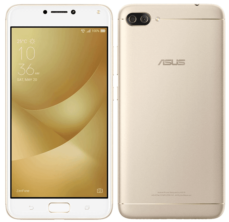 Asus Announces ZenFone 4 Max With Dual Cam Setup