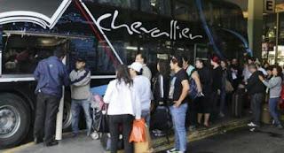 El Ministerio de Transporte emitió una resolución que obliga a los pasajeros a portar DNI, cédula o pasaporte para poder viajar en micros de larga distancia.