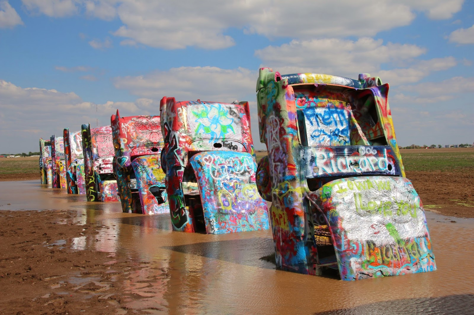 Travels With Twinkles Amarillo And Route 66