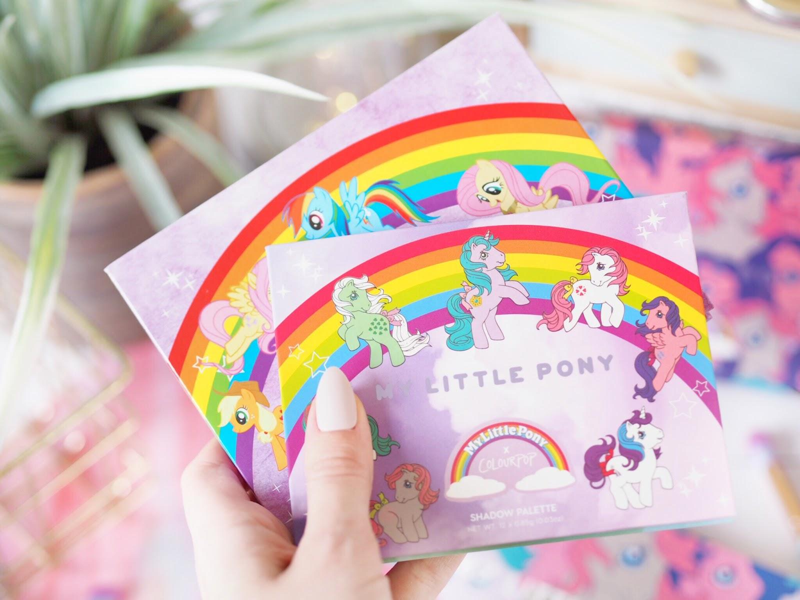 Colourpop My Little Pony Palette: Real vs FAKE! - Lady Writes