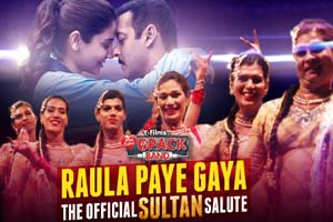 Raula Paye Gaya (The Official Sultan Salute)