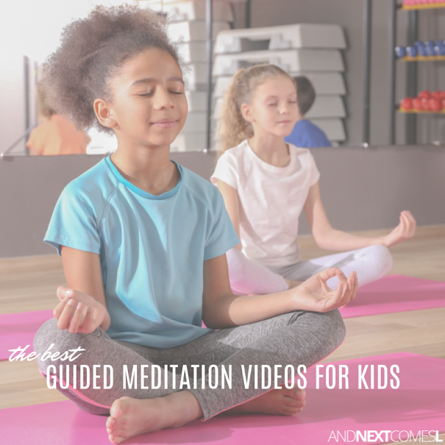 Meditation videos for kids