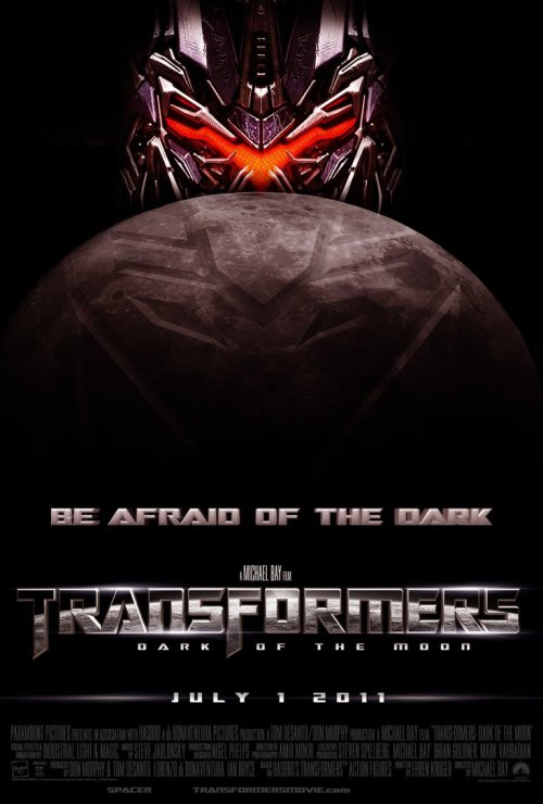 Transformers 3 - Dark Of The Moon PowerPoint Template and ...