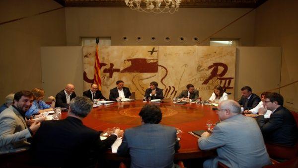 Puigdemont convoca Junta de Seguridad de Cataluña