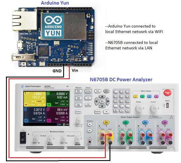 spectrum analyzer arduino