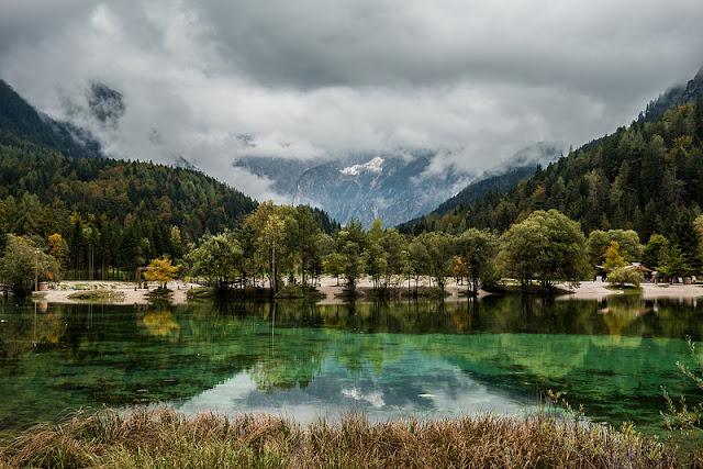 lago Jasna alta carniola