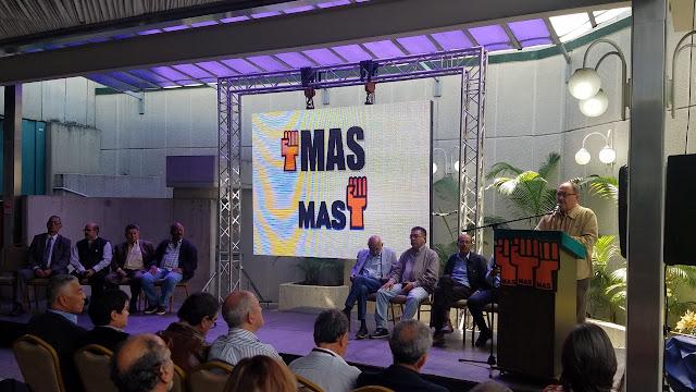 Movimiento al Socialismo acompañará movilización el 23 de enero en Venezuela.