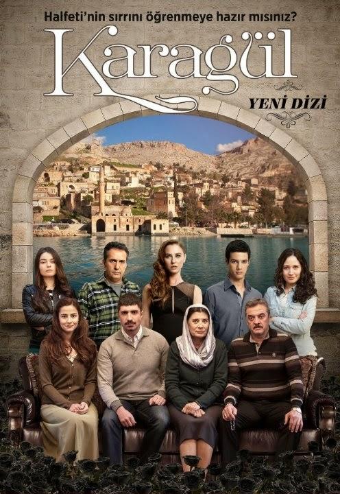 Trandafirul negru - un nou serial turcesc la Pro TV. Prezentare