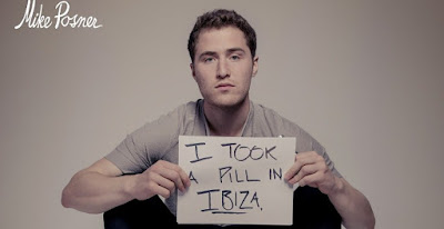 Mike Posner – I Took A Pill In Ibiza