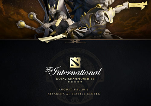 The International, campeonato principal del juego Dota 2