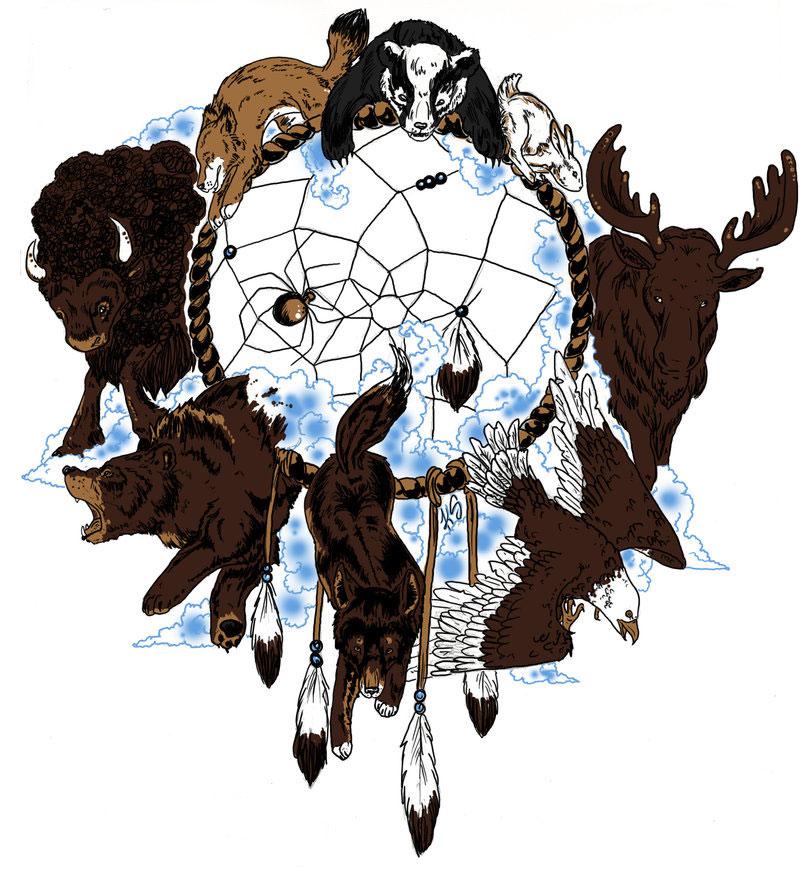 Los Símbolos Y Su Significado Animales Tótem Simbolo Y Significado
