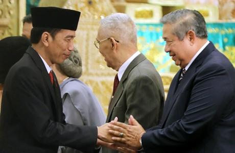 SBY: Saya Mengajak Seluruh Kader dan Simpatisan Partai Demokrat untuk Membantu Negara dan Pemerintah