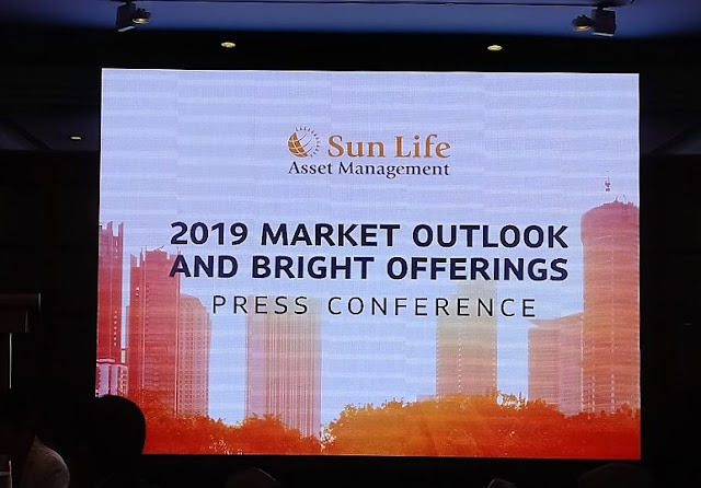 Sun Life Asset Management OFFERS BRIGHT INITIATIVES IN TIMES OF MARKET UNCERTAINTIES