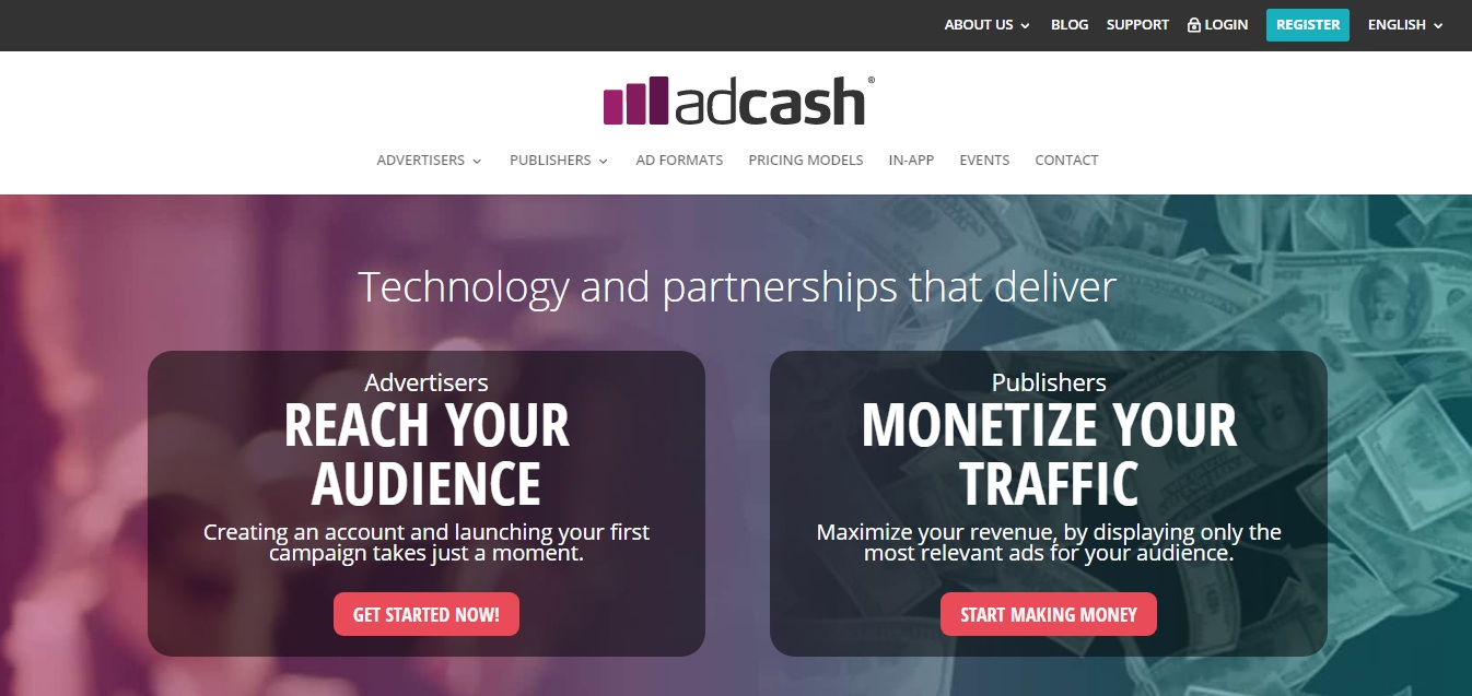 شرح شركة Adcash أفضل بديل لجوجل أدسنس | هل شركة Adcash صادقة ؟