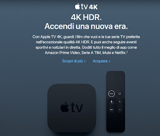 Device Apple TV