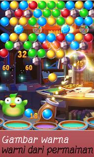 Game Bubble Shooter : Bird Rescue App