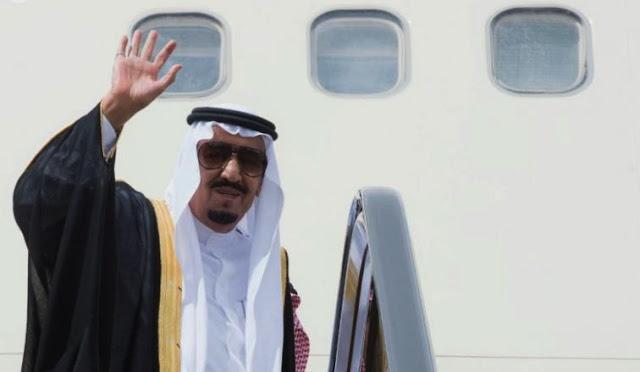 Raja Salman Bakal Bawa Rp 334 T ke Indonesia