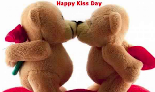 Happy Kiss Day 2019 on 13th February:- Wishes, Messages, Quotes, Images & Whatsapp/Facebook Status