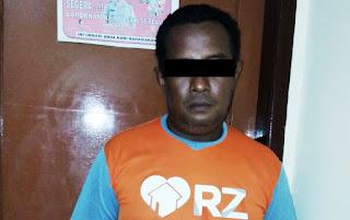 Polsek Seteluk Berhasil Bekuk Komplotan Pencuri Ternak