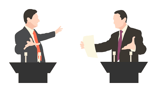Pengertian Debat:  Prinsip dan Teknik