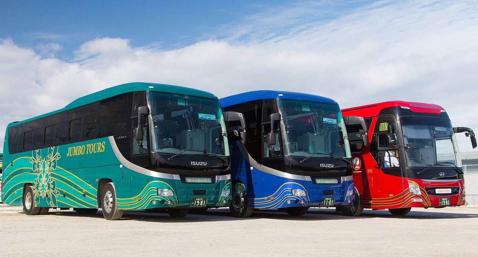 沖繩-交通-公車-巴士-推薦-觀光巴士-自由行-旅遊-優惠券-省錢-Okinawa-Sightseeing-Hip-Hop-Bus