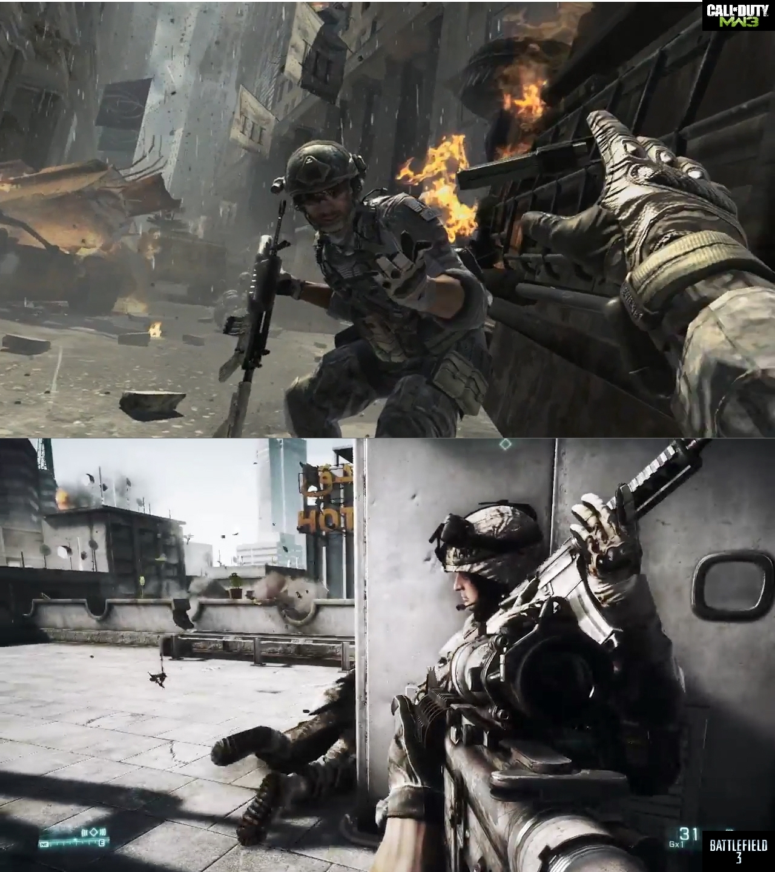 Call of Duty: Modern Warfare 3 vs Battlefield 3: Part Seven