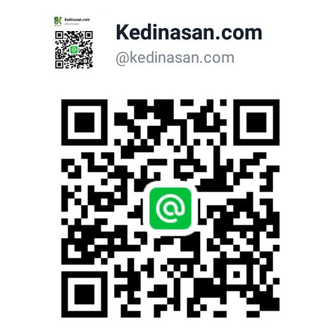 line official kedinasancom
