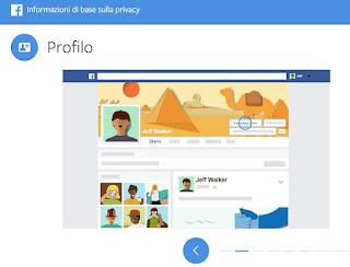 profilo privacy su facebook