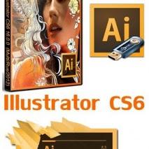 Adobe Illustrator CS6 16 0 3 32-Bit | 64-Bit ( Portable