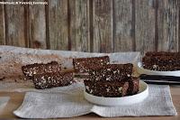 Σοκολατένιες μπάρες με ποπ - κορν χωρίς ζάχαρη - by https://syntages-faghtwn.blogspot.gr