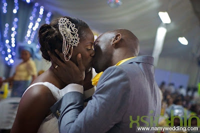 Pictures From Obiwon's Church Wedding & Reception. 2