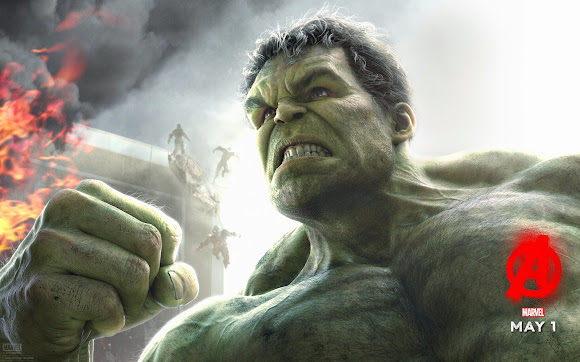 Hulk Avenger Age of Ultron Wallpaper