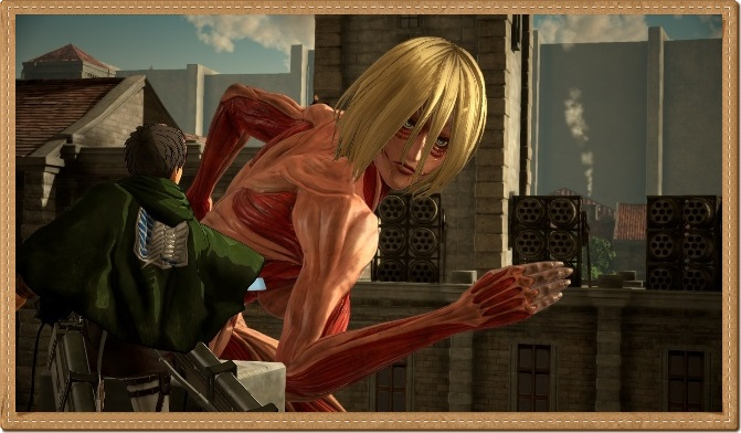 Attack on Titan 2 Game PC Gameplay