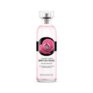 colonia rosas The Body Shop