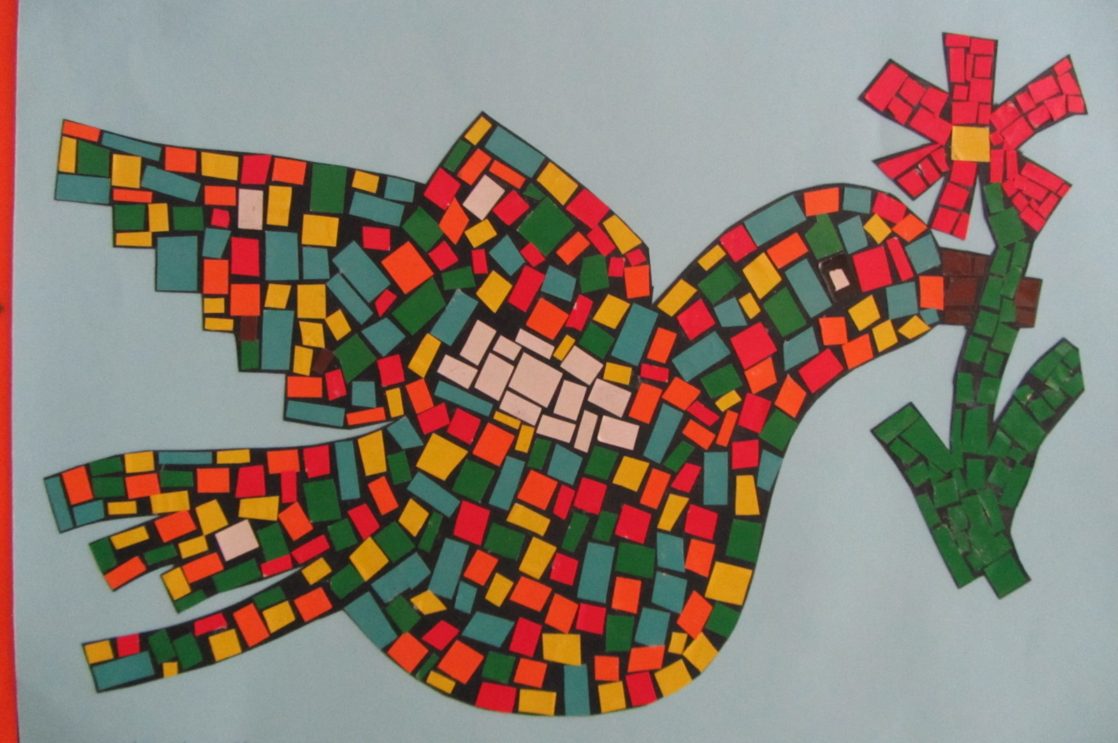 Rincón De Infantil Día De La Paz: EL RINCÓN DE LA SEÑO RAQUEL: CELEBRACIÓN DEL DÍA DE LA PAZ