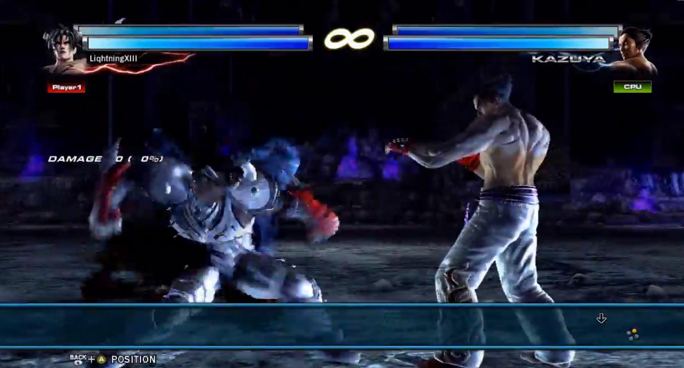 Fightvg Ttt2 Devil Jin And Armor King Combos By Lightningxiii