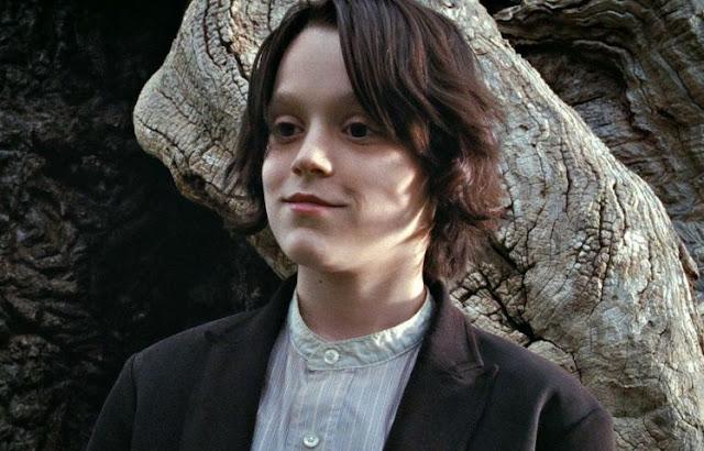 Сивиръс Снейп - Хари Потър и даровете на смъртта
