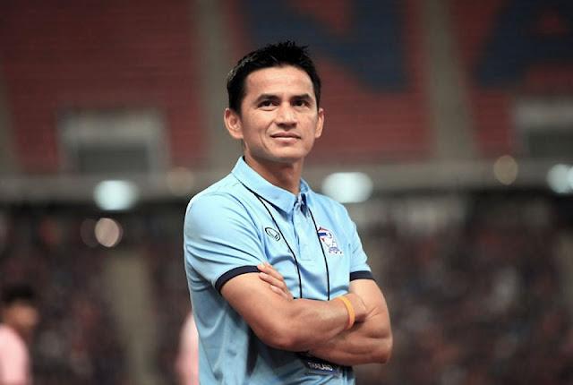 ซิโก้ เกียรติศักดิ์ เสนาเมือง กุนซือฟุตบอลทีมชาติไทย
