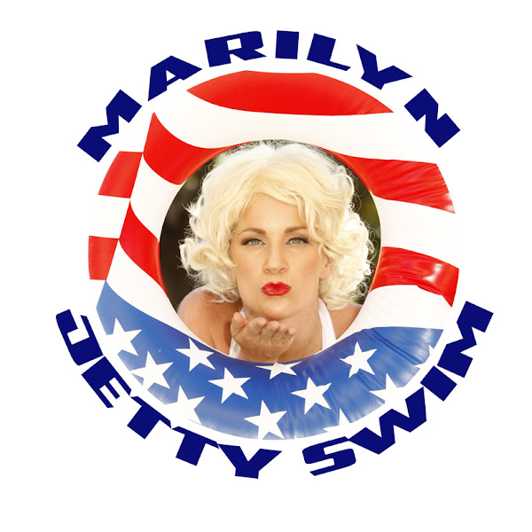 Marilyn Jetty Swim - Be Bold Be Fabulous Be Marilyn - Sunday 4 February 2018