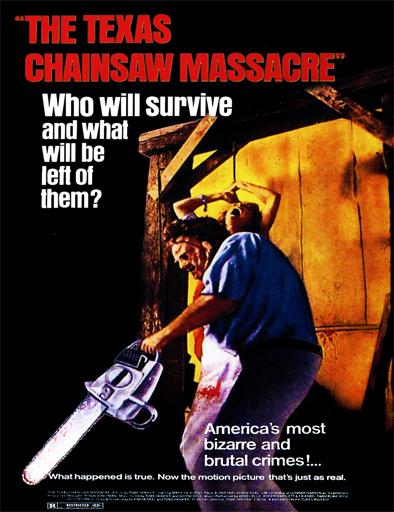 Ver La masacre de Texas (1974) Online