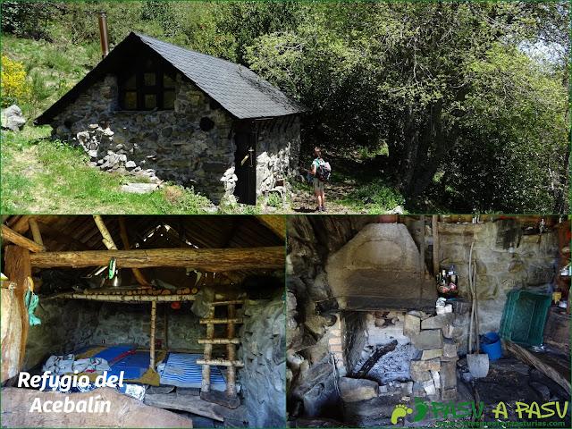 Ruta al Mustallar: Refugio de Acebalín