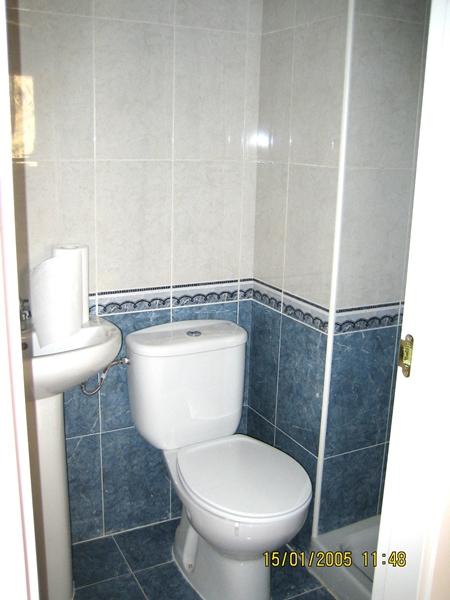 reformar banheiro simples