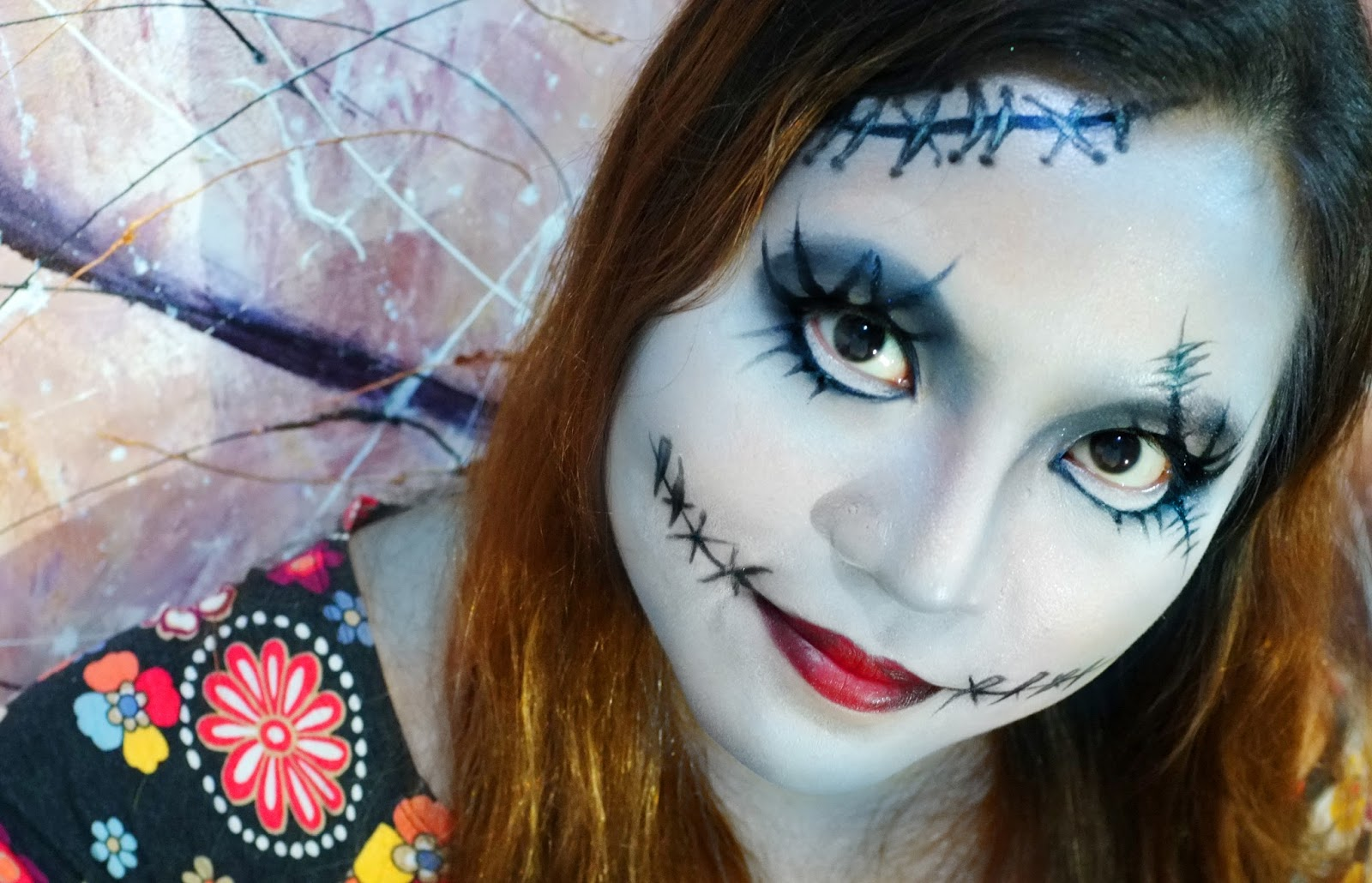 Peachy Pink Sisters: Makeup Experiment #17 (Disney Edition): Sally ...
