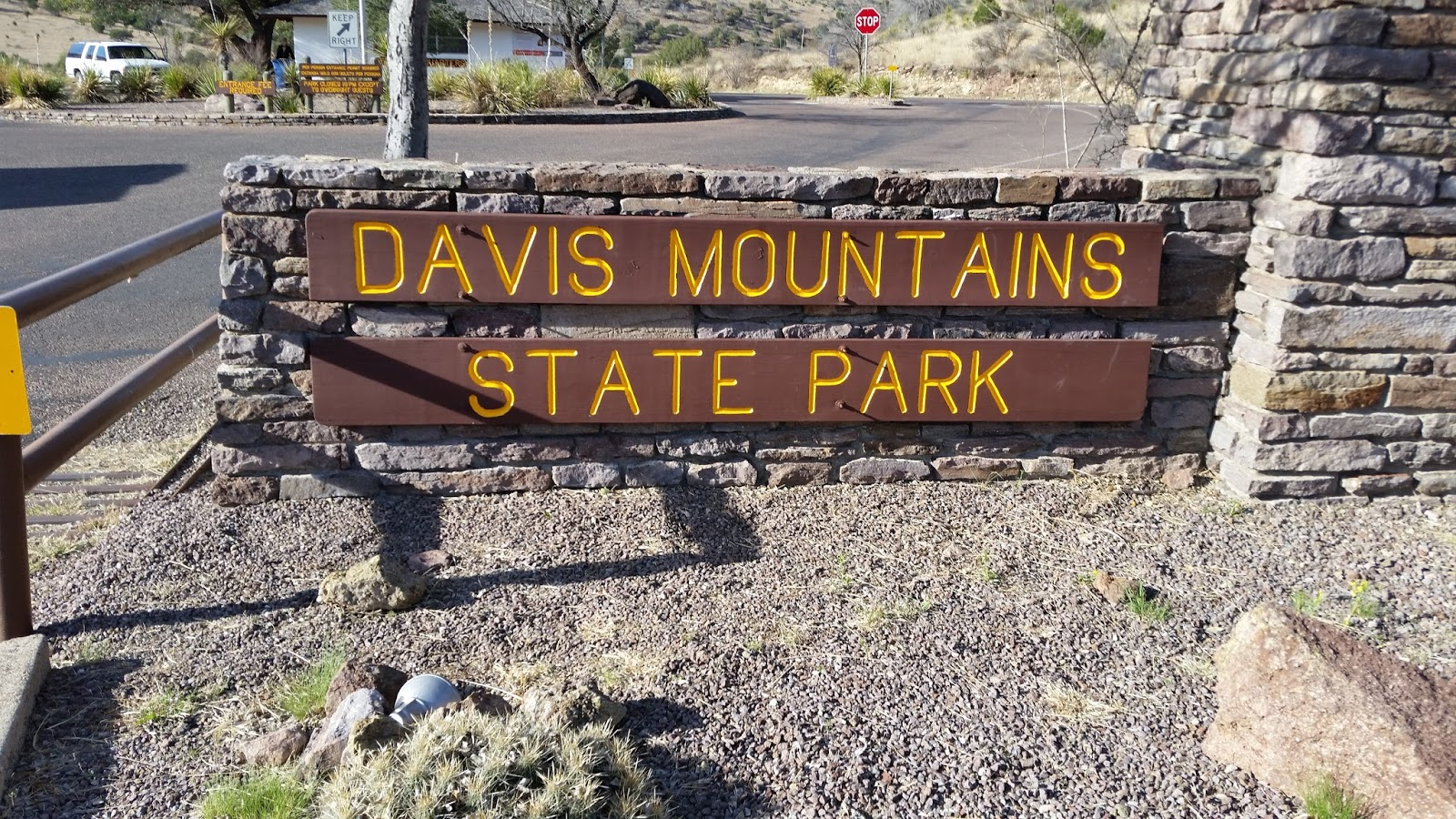 State parks in texas with rv hookups sign