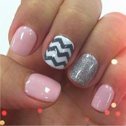 Pretty Nail Art Tumblr: Moda Atomica: Tendencias Para Tu Manicure: Color Para Tus Uñas