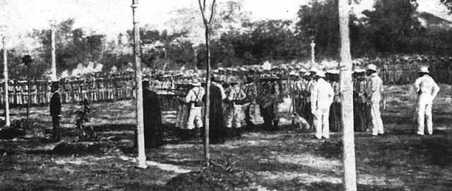 Hasil gambar untuk jose rizal execution