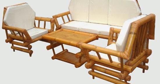 Jual Furnitur Bambu Jual Harga Desain Furniture